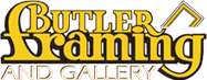 Butler Framing and Gallery Logo